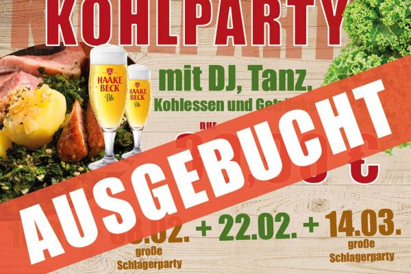 Kohl-Party in Vechta